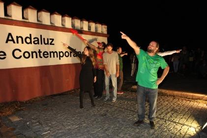 Cartuja a rás, Bienal de Flamenco Sevilla 2014